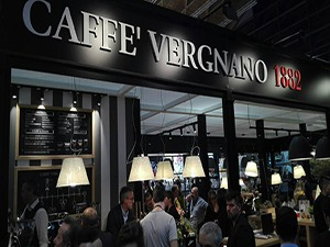 Superb Italian brand Caffé Vergnano from now in our assortment