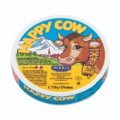 HAPPY COW Regular topljeni namazni sir 50% m.m. 120g