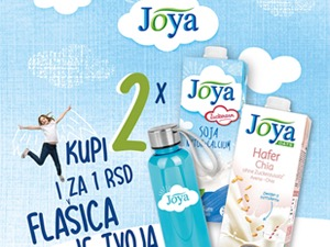 Loyalty program 2 x Joya i flašica je tvoja